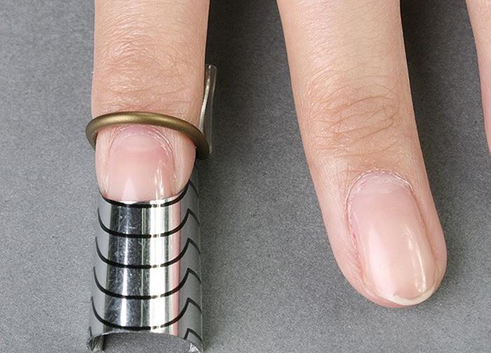 Грибок ногтей покраснение